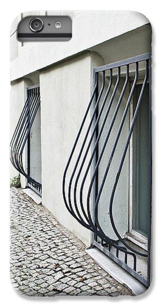 Dungeon iPhone 6 Plus Case - Window Bars by Tom Gowanlock