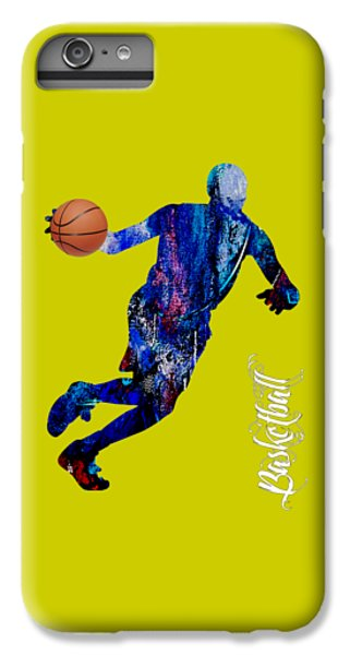 Basketball Collection IPhone 6 Plus Case by Marvin Blaine