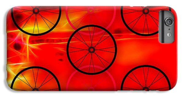 Bicycle Wheel Collection IPhone 6 Plus Case