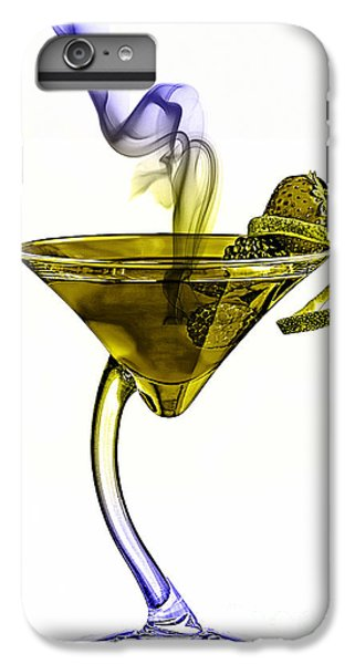 Cocktails Collection IPhone 6 Plus Case by Marvin Blaine