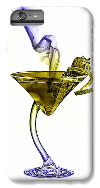 Cocktails Collection IPhone 6 Plus Case