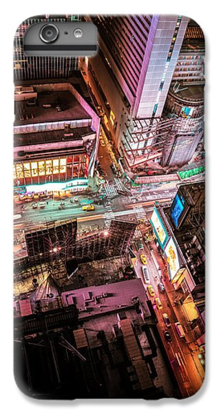 New York City IPhone 6 Plus Case by Vivienne Gucwa