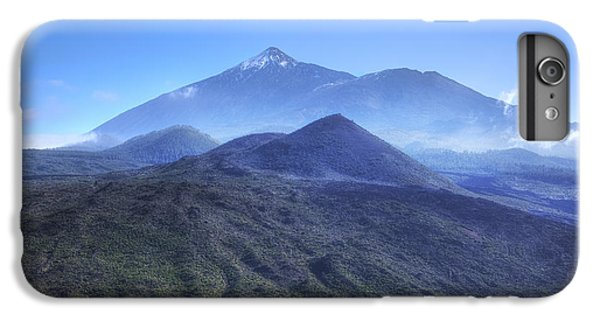 Tenerife - Mount Teide IPhone 6 Plus Case by Joana Kruse