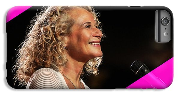 Musicians iPhone 6 Plus Case - Carole King Collection by Marvin Blaine