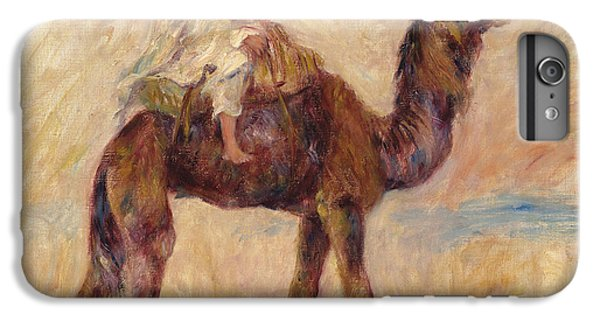 A Camel IPhone 6 Plus Case by Pierre Auguste Renoir