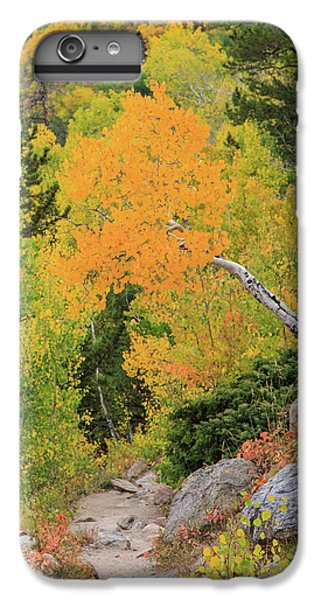 Yellow Drop IPhone 6 Plus Case by David Chandler