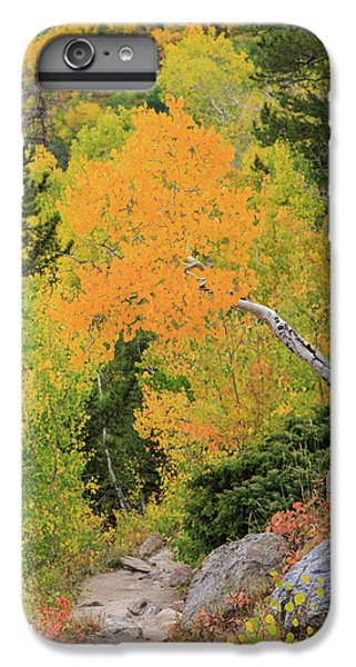 IPhone 6 Plus Case featuring the photograph Yellow Drop by David Chandler