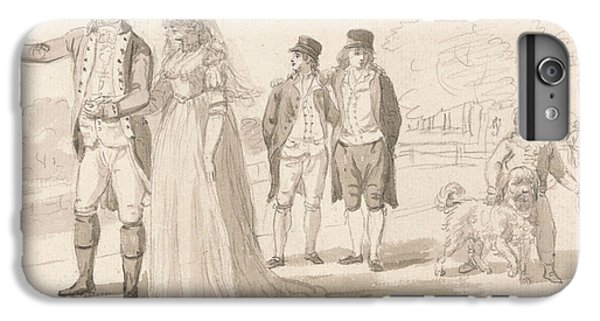 A Family In Hyde Park IPhone 6 Plus Case