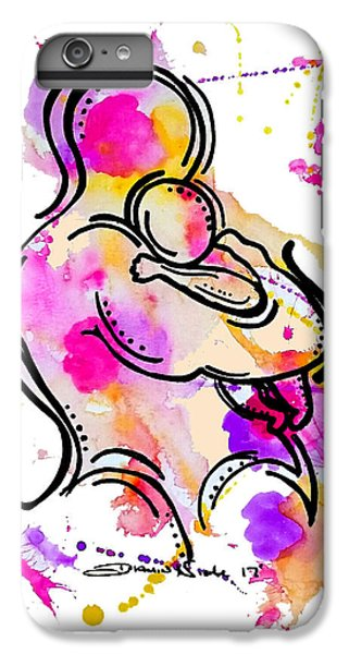 A Father's Love IPhone 6 Plus Case by Diamin Nicole