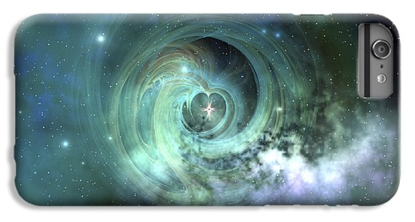 A Gorgeous Nebula In Outer Space IPhone 6 Plus Case by Corey Ford
