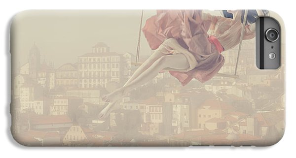 a morning over Oporto IPhone 6 Plus Case