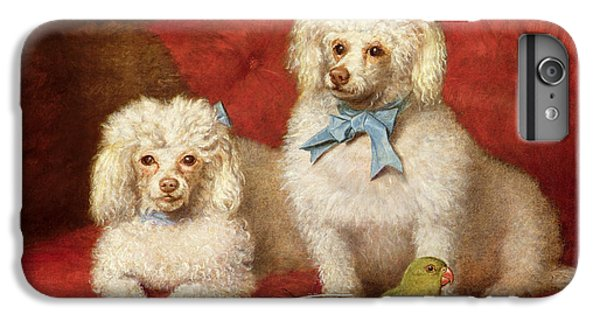 A Pair Of Poodles IPhone 6 Plus Case