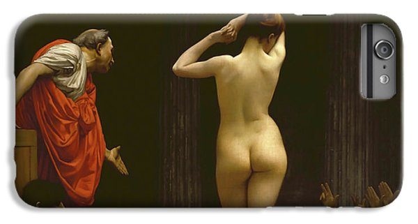A Roman Slave Market, Jean Leon Gerome IPhone 6 Plus Case
