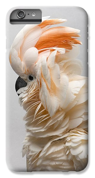 A Salmon-crested Cockatoo IPhone 6 Plus Case