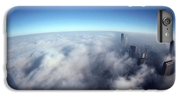 A Shadow Of The Sears Tower Slants IPhone 6 Plus Case