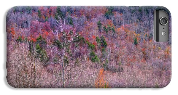 IPhone 6 Plus Case featuring the photograph A Touch Of Autumn by David Patterson