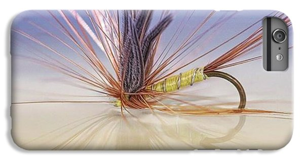iPhone 6 Plus Case - A Trout Fly (greenwell's Glory) by John Edwards