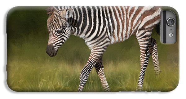 A Walk On The Wild Side IPhone 6 Plus Case by Donna Kennedy