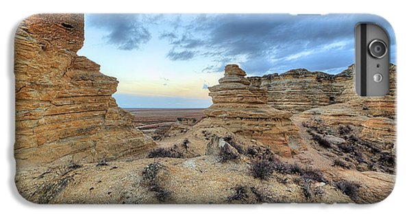 IPhone 6 Plus Case featuring the photograph A Western Kansas Sunrise by JC Findley