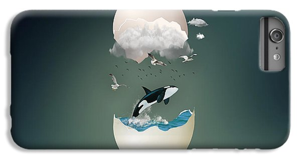 A Whale Of A Tale IPhone 6 Plus Case