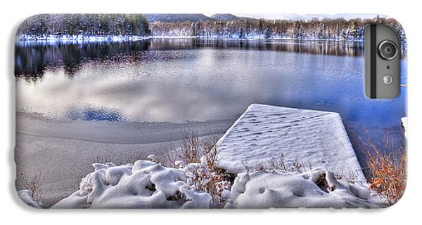 IPhone 6 Plus Case featuring the photograph A Winter Day On West Lake by David Patterson