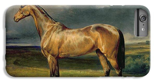 Horse iPhone 6 Plus Case - Abdul Medschid The Chestnut Arab Horse by Carl Constantin Steffeck