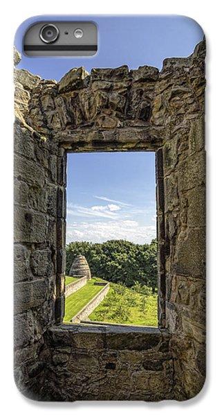 IPhone 6 Plus Case featuring the photograph Aberdour Castle by Jeremy Lavender Photography