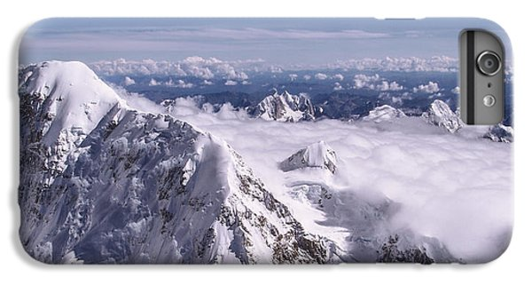 Mount Rushmore iPhone 6 Plus Case - Above Denali by Chad Dutson