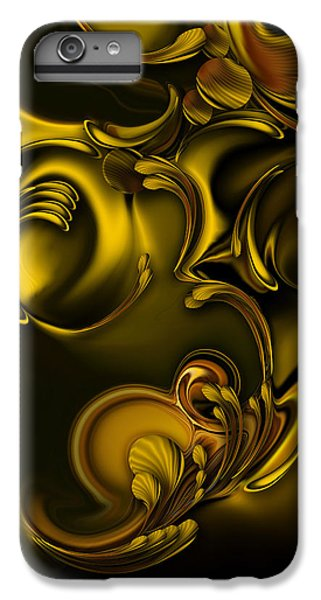 Abstraction With Meditation IPhone 6 Plus Case