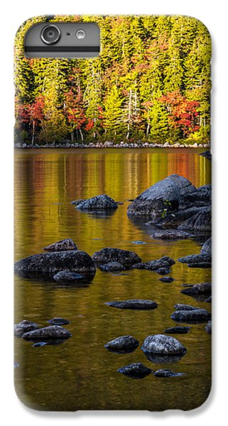 Mountain Sunset iPhone 6 Plus Case - Acadian Glow by Chad Dutson