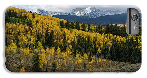 IPhone 6 Plus Case featuring the photograph Acorn Creek Autumn by Aaron Spong