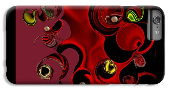 IPhone 6 Plus Case featuring the digital art Act With Manufactured Energy by Carmen Fine Art