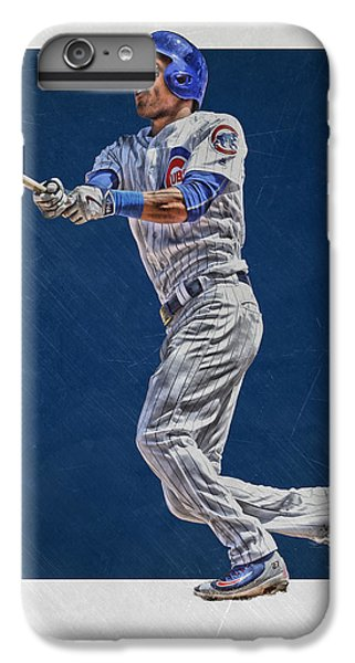 Addison Russell Chicago Cubs Art IPhone 6 Plus Case