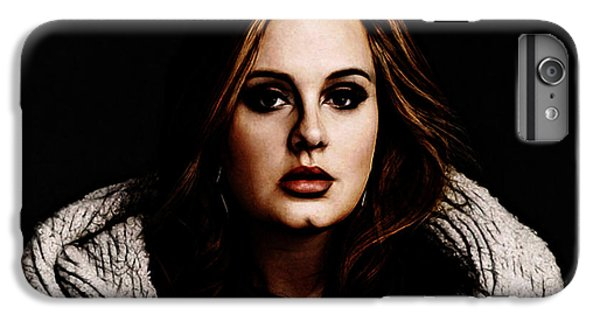 Adele IPhone 6 Plus Case by The DigArtisT