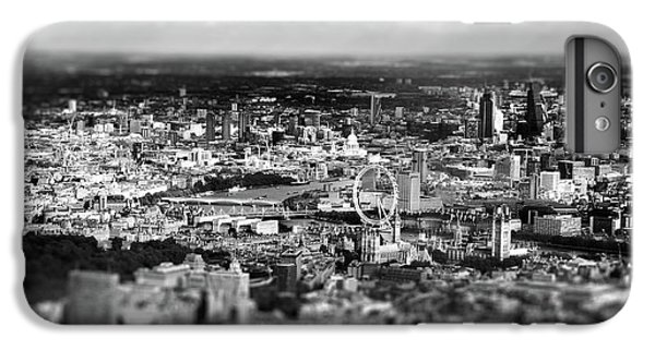 Aerial View Of London 6 IPhone 6 Plus Case