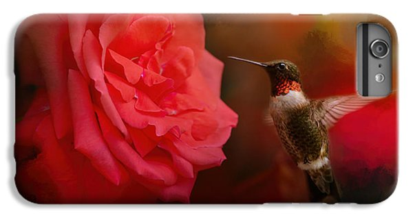 After The Big Rose IPhone 6 Plus Case