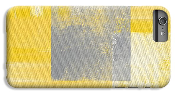 White iPhone 6 Plus Case - Afternoon Sun And Shade by Linda Woods