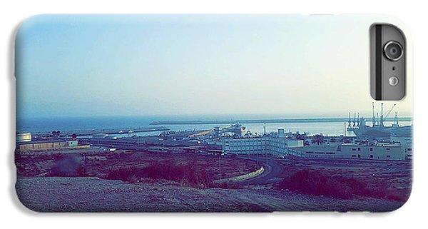 iPhone 6 Plus Case - Agadir Nature by Hassan Boumhi