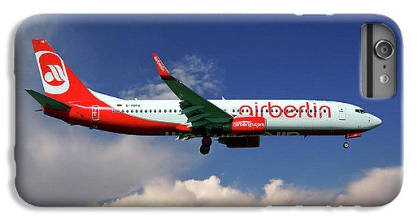 Berlin iPhone 6 Plus Case - Air Berlin Boeing 737-800 by Smart Aviation