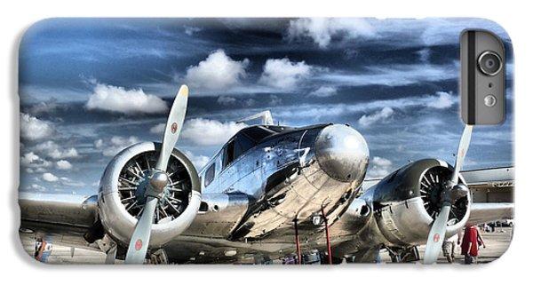 Airplane iPhone 6 Plus Case - Air Hdr by Arthur Herold Jr