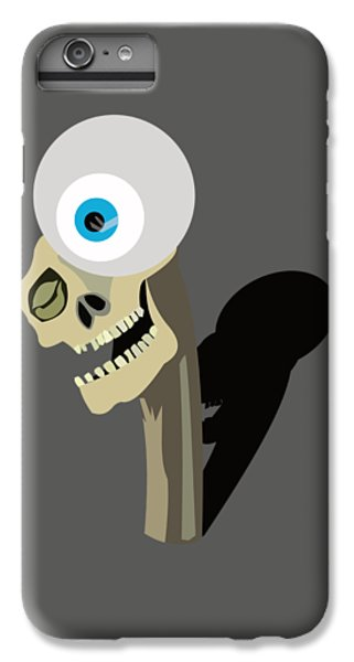 Alfred Kubin IPhone 6 Plus Case by Michael Jordan