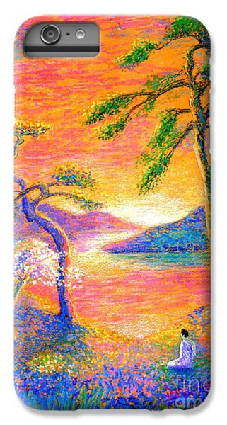 Buddha Meditation, All Things Bright And Beautiful IPhone 6 Plus Case