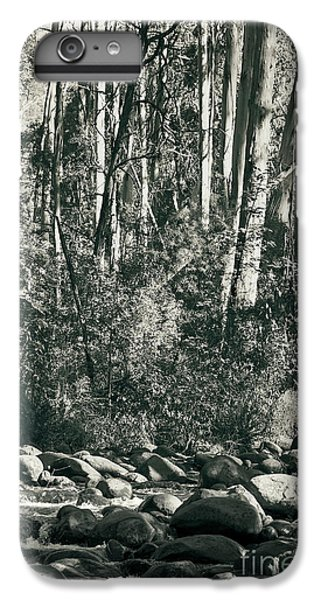 IPhone 6 Plus Case featuring the photograph All Was Tranquil by Linda Lees