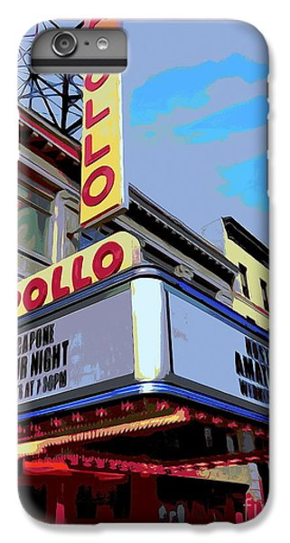 Amateur Night At The Apollo IPhone 6 Plus Case by Ed Weidman