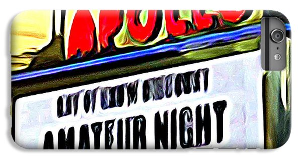 Amateur Night IPhone 6 Plus Case by Ed Weidman