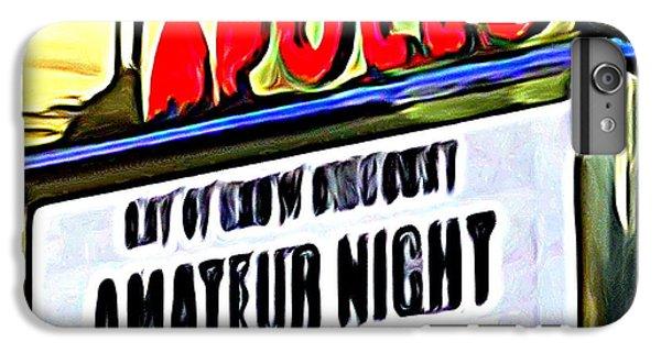 Amateur Night IPhone 6 Plus Case by Ed Weidman