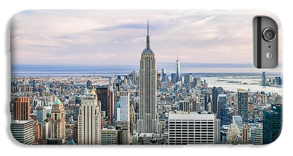 Building iPhone 6 Plus Case - Amazing Manhattan by Az Jackson