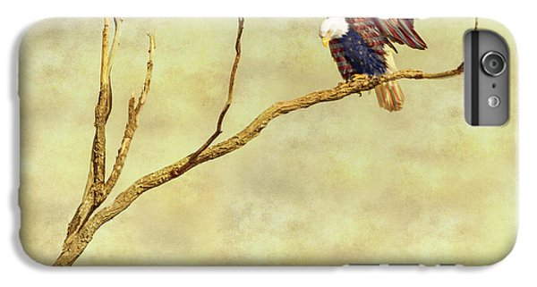 IPhone 6 Plus Case featuring the photograph American Freedom by James BO Insogna