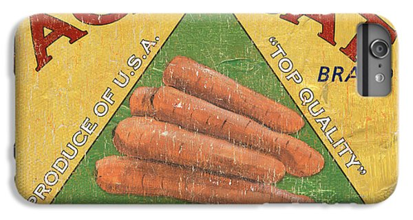 Americana Vegetables 2 IPhone 6 Plus Case by Debbie DeWitt