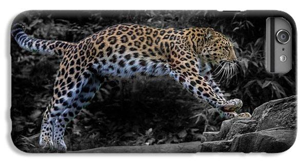 Amur Leopard On The Hunt IPhone 6 Plus Case